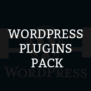 WordPress-Plugins PACK